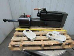 Exar 14538 Ft60-1206-xpx-in8-xh-xt Roller Screw Linear Actuator W/indramat Servo