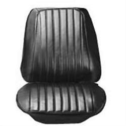 1972 Pontiac Gto / Lemans Sport And Luxury Front Seat Covers - Pui