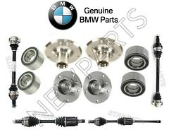 For Bmw E90 E91 325xi 330xi Complete Front And Rear Auto Trans Axle Kit Genuine