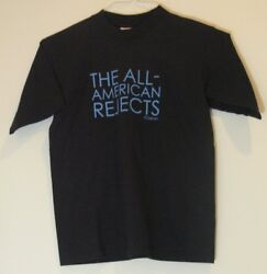 All American Rejects Vintage T-shirt S Fall Out Boy Motion City Soundtrack