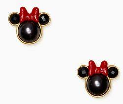 Kate Spade Disney for minnie mouse studs Earrings NWT $52.20
