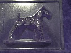 AIREDALE WELSH WIRE FOX TERRIER MOLD