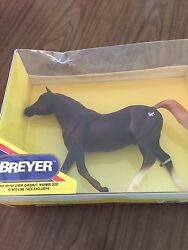 Breyer Horse No.701101 Liver Chestnut Warmblood State Line Tack Exclusive