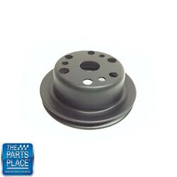 1967-68 Camaro Z28 New Power Steering Driver Pulley 1 Groove Gm 3916385 Each