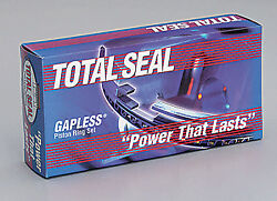 Total Seal Piston Ring Set Cl0190 Claimer 4.125 Bore Standard Fit Performance