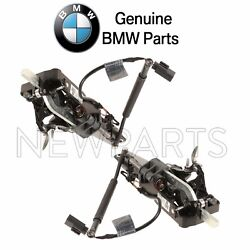 For Bmw E46 Pair Set Of Left And Right Lock Assemblies For Convertible Roof Oes