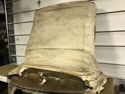64.5 65 66 Ford Mustang Convertible Top Assembly