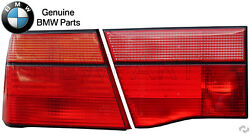 For Bmw E31 8-series Pair Set Of Driver Left Inner And Outer Taillights Genuine