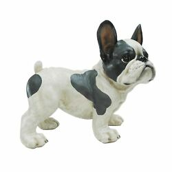 Aurelle Home French Large Bulldog Statue