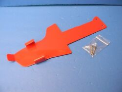 Rear Tank Handle Guard Skid Plate Orange For Stihl Chainsaw Ms441 -- Up644/645