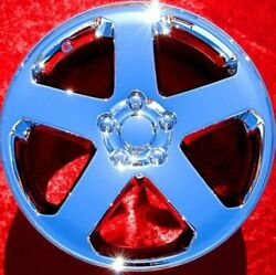 Set Of 4 New Chrome 18 Dodge Charger Magnum Awd Factory Oem Wheels Rims 2327
