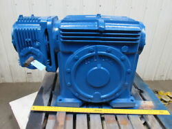 Cone Drive U050-100-a1 Right Angle Gear Box Speed Reducer 150 1 Ratio 12.90hp