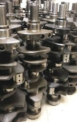 Bbc Forged Steel Cranks Standard Stroke One Piece Or Two Piece Rear Main Seal