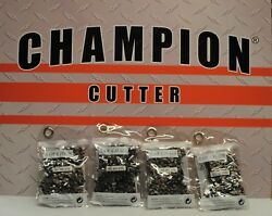 4 - 20 Chains .325 .063 81 Dl Sc For Many Stihl Incl .026 039 Ms290 028 029