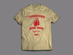 Boom Boom Ray Youngstown Boxing Club Hip Hop Quality Shirt Full Front