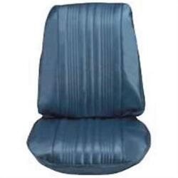 1967 Chevrolet Impala Ss Front And Rear Seat Covers - Pui