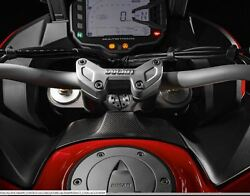 Ducati Multistrada 950 Ignition Key Cover Carbon Switch