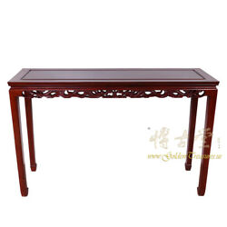 Chinese Antique Rosewood Entry Console/sofa Table 16lp80