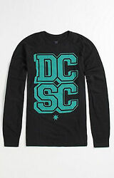 Brand New Dc Shoes Mens Guys Graphic T Shirt Crew Tee Premium Fit Top Blouse S