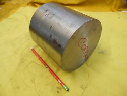 Corrax S336 Stainless Mold Steel Round Stock Tool Die Rod 5 Od X 5 Oal