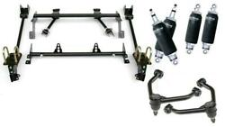 Ridetech 68-70 Mopar B Body Front And Rear Air Suspension Level 2 Kit 13010298