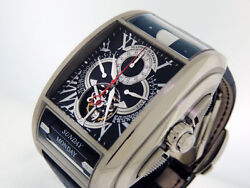 Maîtres du Temps Chapter One Tourbillon C1T.TO.2E.12.0 11pc 63x45mm $575K LNIB