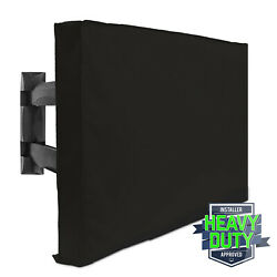 Outdoor Tv Cover For Flat Screens - Weatherproof Television Protector