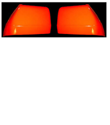 Jeep Wrangler Front Fender End Cap Set Left And Right 1987-1995
