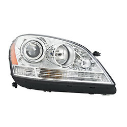 Replacement Headlight Assembly For Ml350, Ml500 Passenger Side Mb2503158