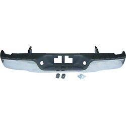 Replacement Step Bumper Assembly For 07-13 Toyota Tundra Rear To1103117n