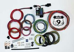 American Auto Wire 510625 Route 9 Universal Wiring Harness Kit