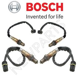For Front Upstream And Rear Downstream Oxygen Sensor Kit For W220 W215 Cl500 S500