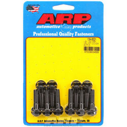 Arp Valley Cover Bolt Set 134-8001 Black Oxide Hex Head Chromoly For Ls-series