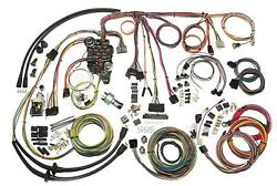 American Auto Wire 1947 - 1955 Chevy Truck Wiring Harness Kit 500467