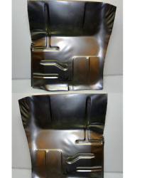 Ford Pickup Truck Floor Pan Set Left And Right 1980-1986 Schott