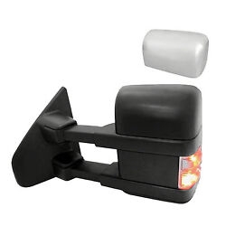 Replacement Door Mirror Set for 07-14 F-150 EFXMRF1507HETF-S