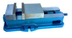 6 Ultra Series Angle Tight Positive Lock Mill Vise Only 3900-2206