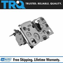 Trq Front Door Latch Assembly Lh Driver Side For Astro Safari Truck Suv Blazer