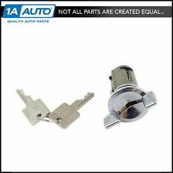 Ignition Lock Cylinder W/ Key For Buick Cadillac Chevy Olds Pontiac