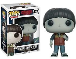 Pop Tv Stranger Things Upside Down Will 437 Exclusive Figure Funko