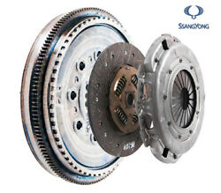 Disc And Clutch Cover 3010008401, Dual Mass Flywheel 6650302205 For Rexton Kyron