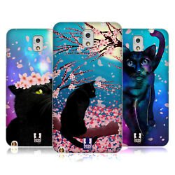 HEAD CASE DESIGNS CATS AND BLOSSOMS SOFT GEL CASE FOR SAMSUNG PHONES 2