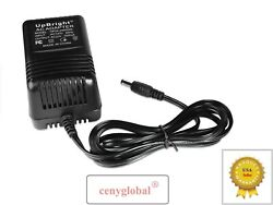 12v Ac/ac Adapter For Coleman 5348-700 5348700 6 Lantern Charger Power Supply