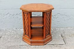 Mid Century Modern Petite Occasional Table - C1960and039s