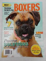 Training Secrets for Boxers From The Editors of Dog Fancy