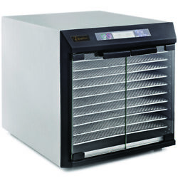Excalibur 10 Tray Stainless Steel Dehydrator