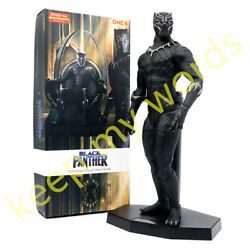Crazy Toys Super Movie Black Panther Vakanda PVC Figure Statue Collection Toy