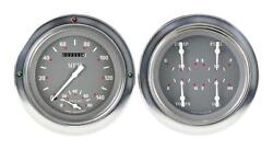 1954-1955 Chevrolet Chevy Truck Direct Fit Gauge Sg Series Ct54sg62