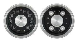 1951-1952 Chevrolet Chevy Direct Fit Gauge American Tradition Ch51at52