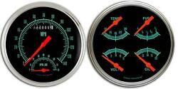 1947-1953 Chevy Gm Pick-up Direct Fit Gauge G-stock Ct47gs62